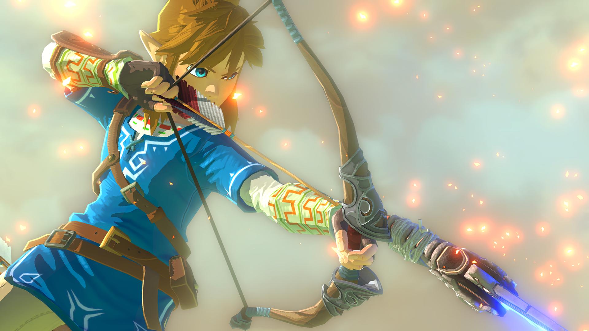 [GAMES] The Legend of Zelda (Nintendo Wii U) - Gameplay! Zelda-u-e3-2014-2