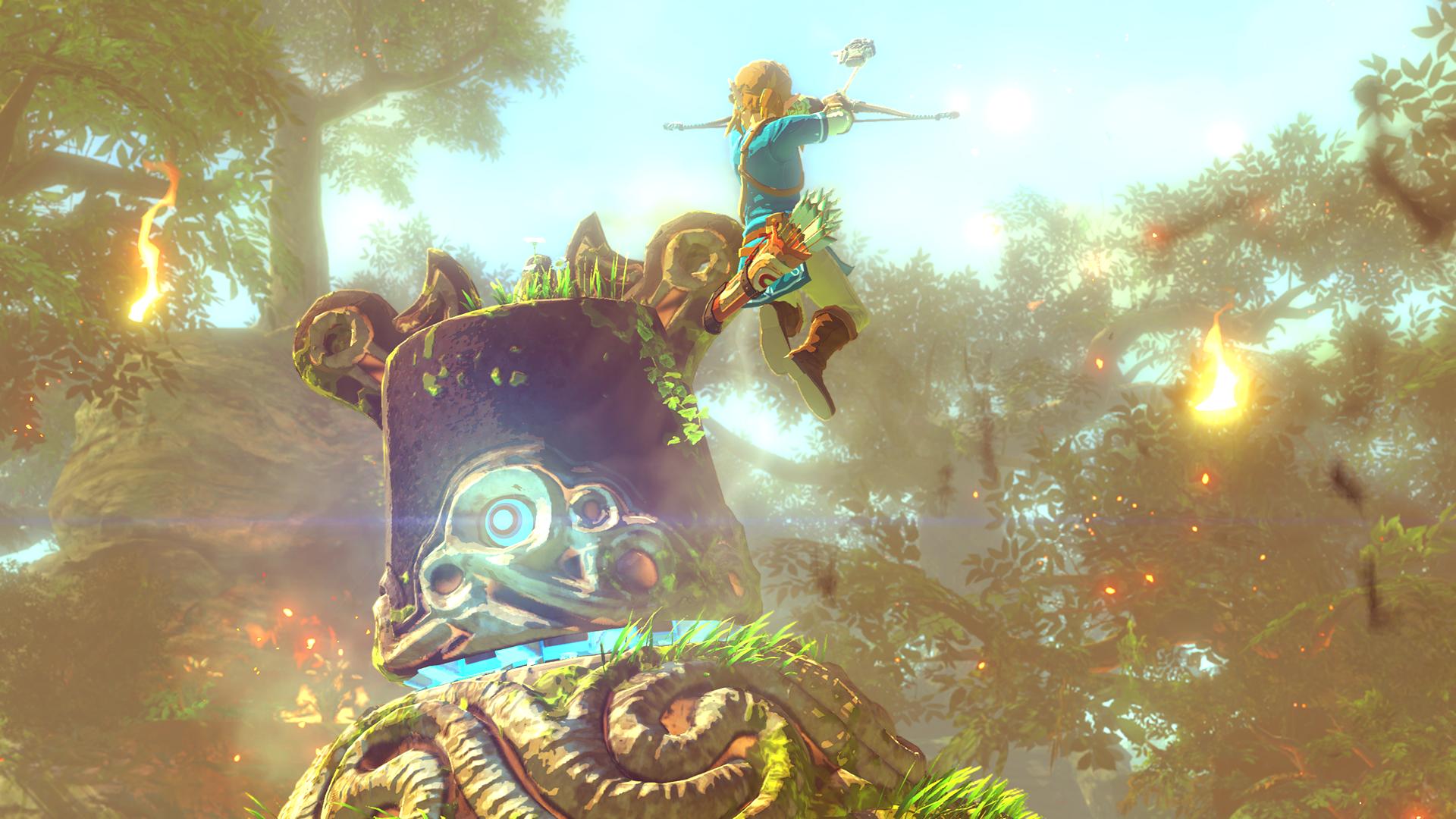 [GAMES] The Legend of Zelda (Nintendo Wii U) - Gameplay! Zelda-u-e3-2014-4