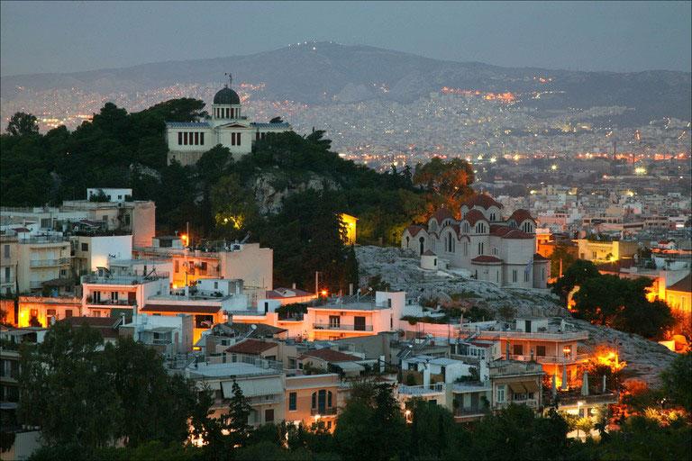 Slike gradova po azbuci Atina-kolevka-civilizacije