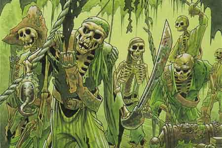 zepirates Squelettes