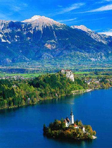 Slovenija About-slovenia