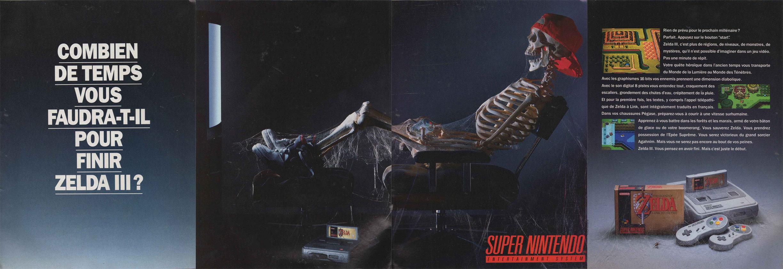 MEGADRIVE vs SUPER NINTENDO : Fight ! - Page 5 Pub_Zelda_3_SNES