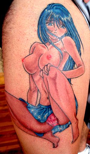 Zanimljive tetovaže - Page 6 Animegirl1