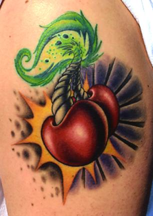 Zanimljive tetovaže - Page 6 Cherry%20bomb1