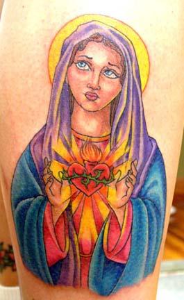 Zanimljive tetovaže - Page 5 Mary
