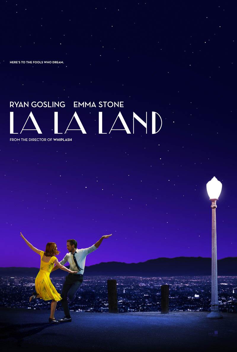 Le Cinéma US - Page 6 La-La-land-affiche-new