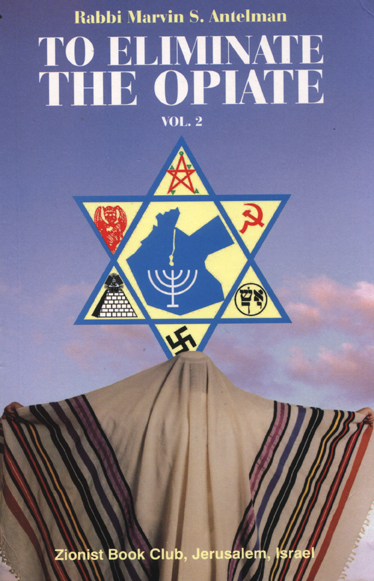 Conspiracy developed to undermine Judaism Vol2frontsmall