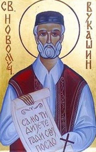 Вукашин Мадрапа, познатији као Св. Вукашин Клепачки SvVukasinKlepacki