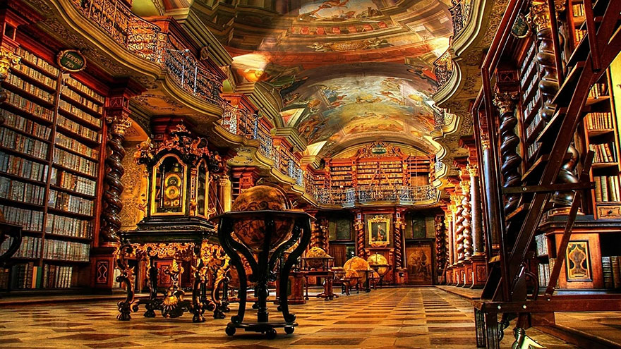 Najčudnije knjižnice na svijetu - Page 2 2