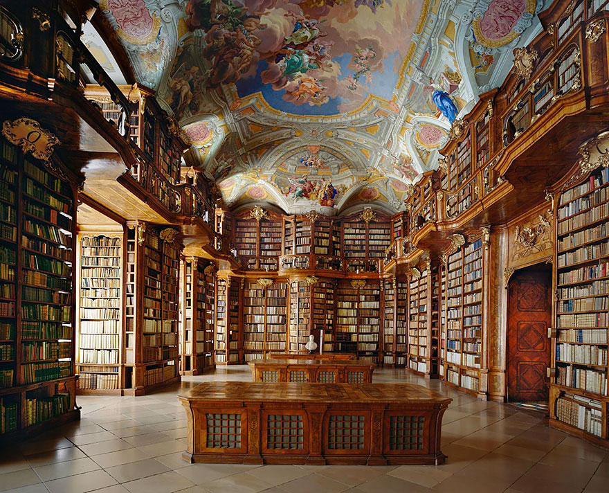 Najčudnije knjižnice na svijetu - Page 3 4