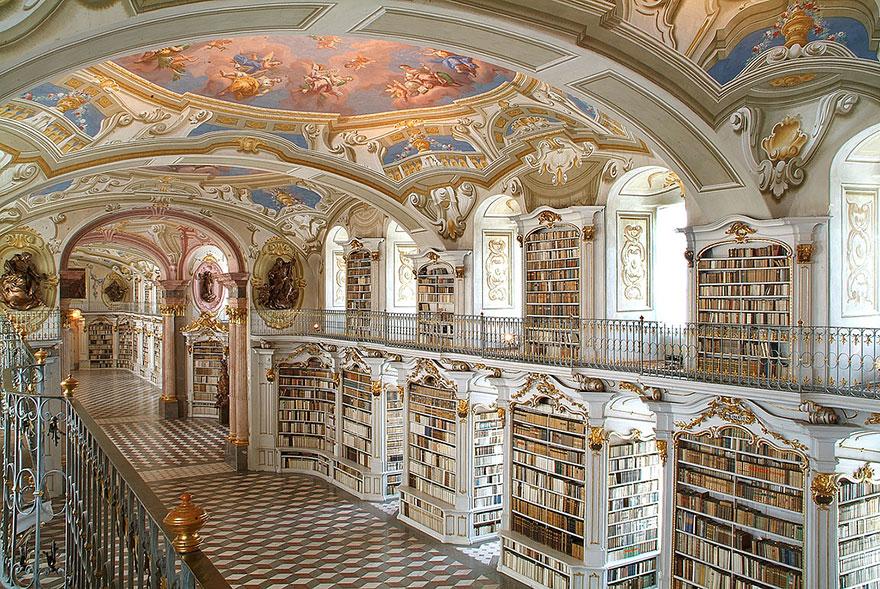 Najčudnije knjižnice na svijetu - Page 3 5