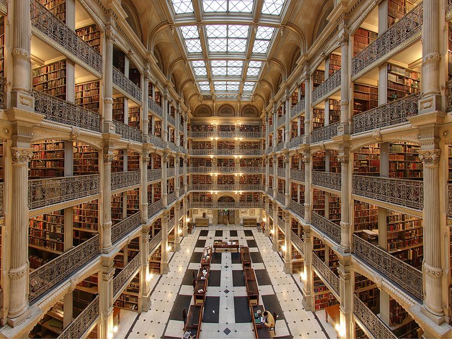 Najčudnije knjižnice na svijetu - Page 3 6