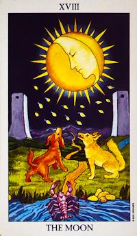 Карты судьбы. Н. Романова The-moon-tarot-card