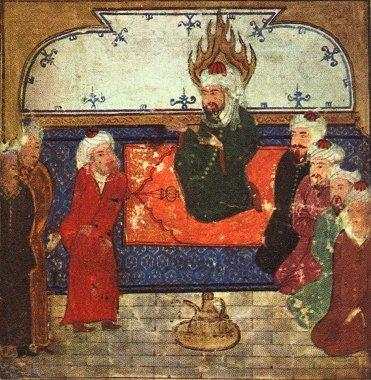 "Les ""religions"" de Babylone la Grande. Prophet_on_rug_large"