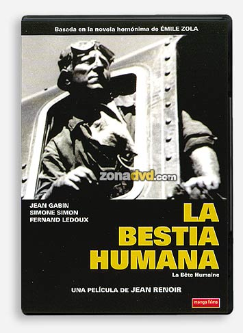 El CINE NEGRO: GANSTERS Y MUJERES FATALES - Página 2 Bestiahumana_dvd
