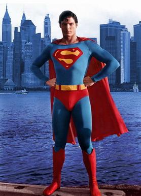 ELIGE TU SUPER-HEROE DE COMIC FAVORITO. Superman