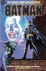 [TEMP 6] CLASH OF COMICBOOK MOVIES AND SERIES - Página 10 Batman_Movie_ONeil-Ordway_Zinco_portada