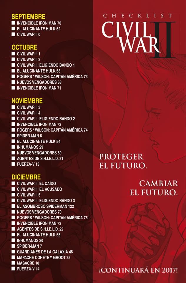 01 - [Marvel - Ovni-Press] Consultas y novedades - Referente: Skyman v2 - Página 2 Gu%C3%ADa-de-lectura-de-Civil-War-II-07