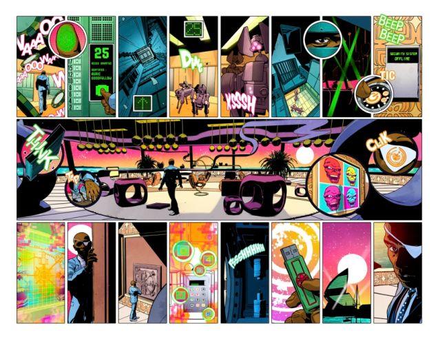 UN POCO DE NOVENO ARTE - Página 6 Nick_fury_1_preview_3