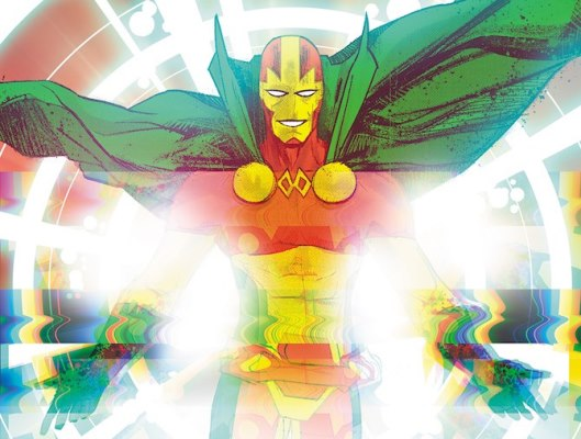 Search for the New Gods I [Deadman] Mistermiracle01
