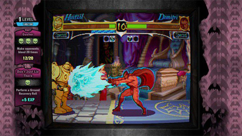 [Arcade- PS1] DarkStalkers - The Night Warriors 3