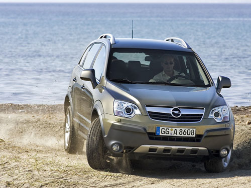 "Vehiculos ""todo terreno""....... Opel-antara-1"