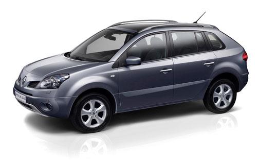 """Vehiculos """"todo terreno""""....... Renault-koleos"""