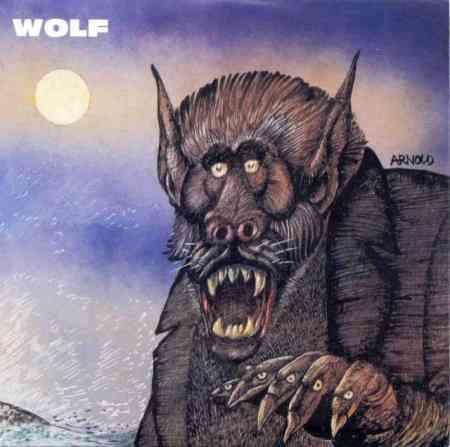 Les pochettes les plus tartes ou rigolotes ! - Page 4 Wolf
