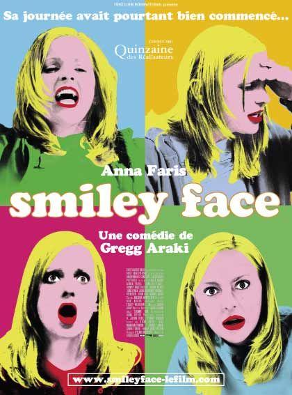 Votre dernier film visionné - Page 15 Smiley-face-affiche-2