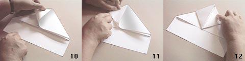 Dünyanın en iyi uçan kağıt uçağını yapmak istermisiniz_? 10_11_12