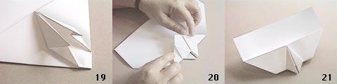 Dünyanın en iyi uçan kağıt uçağını yapmak istermisiniz_? 19_20_21