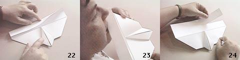Dünyanın en iyi uçan kağıt uçağını yapmak istermisiniz_? 22_23_24