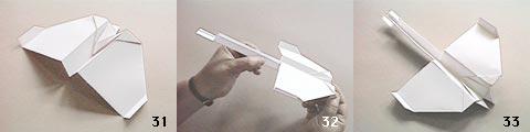 Dünyanın en iyi uçan kağıt uçağını yapmak istermisiniz_? 31_32_33