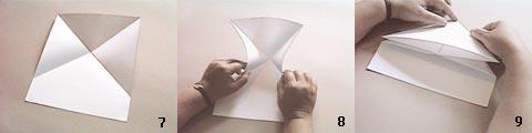 Dünyanın en iyi uçan kağıt uçağını yapmak istermisiniz_? 7_8_9