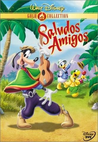 Ressortie 2008 Saludos Amigos et les 3 Caballeros 1943-saludos-10