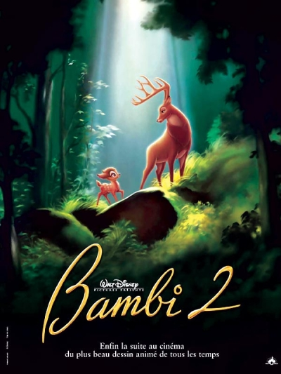 Bambi et le Prince de la Forêt [DisneyToon Studios - 2006] 2006-bambi2-1