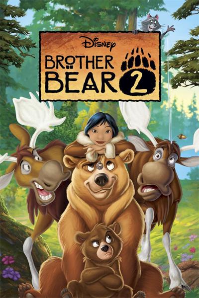 [DisneyToon Studios] Frère des Ours 2 (13 septembre 2006) 2006-ours2-1