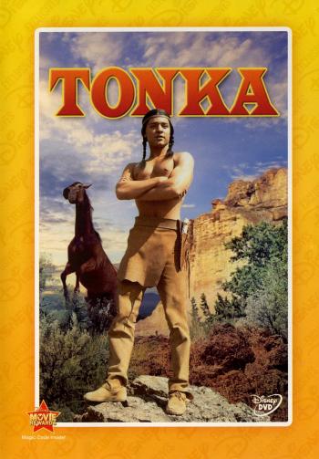 Tonka, Cheval Sauvage [Disney - 1958] 1958-tonka-4