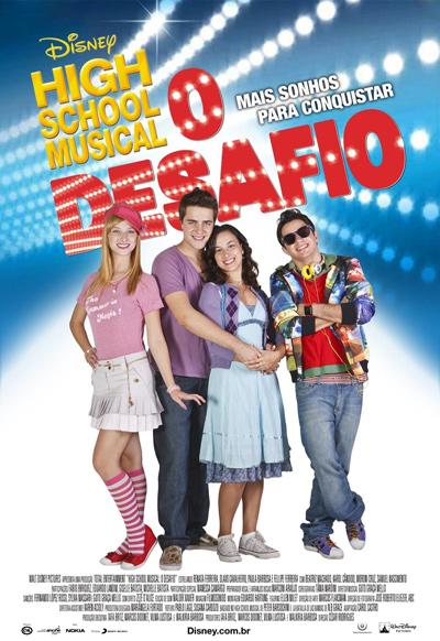 [Walt Disney Pictures] High School Musical Autour du Monde Brésil (5 février 2010) 2010-HSM-bresil-1