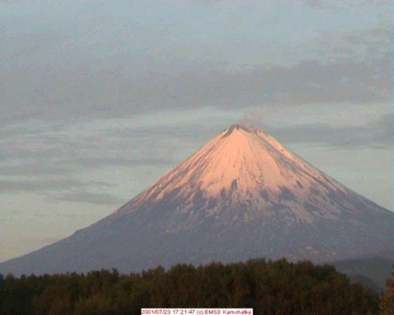 Vulkani - Page 2 Kamchatka