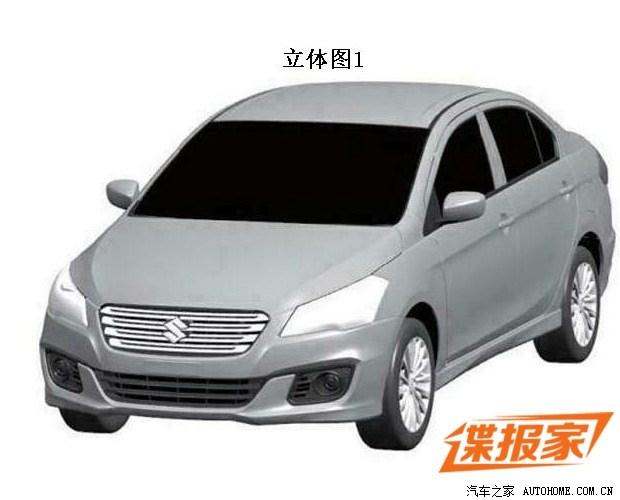 2014 - [Suzuki/Maruti] Alivio / Ciaz 0_1_2014032706584434990