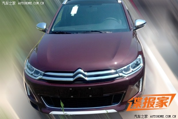 2014 - [Citroën] C3-XR (Chine) - Page 6 0_1_2014072214310054853