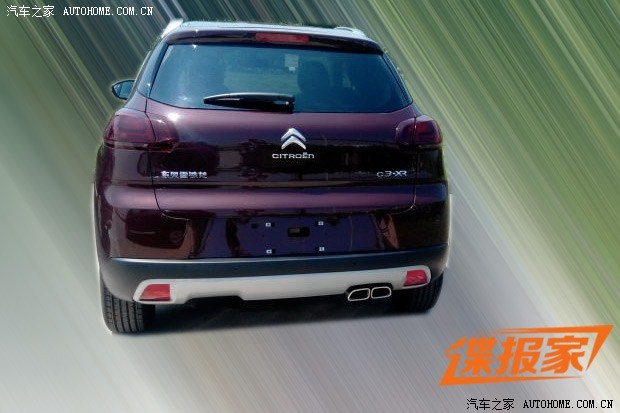 2014 - [Citroën] C3-XR (Chine) - Page 6 0_1_2014072214310176533