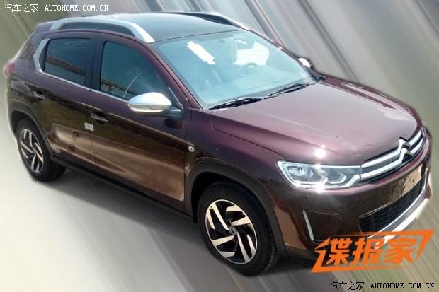 2014 - [Citroën] C3-XR (Chine) - Page 6 0_1_2014072214310251277