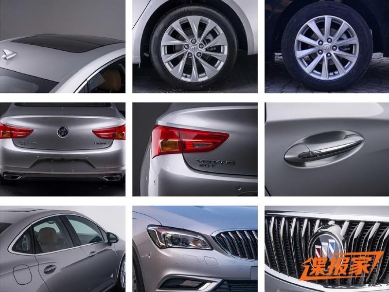 2015 - [Buick] Verano II 0_1_2015030510363807962