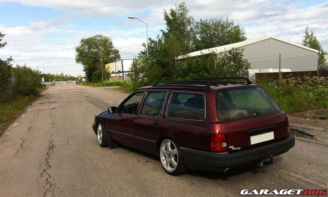 """Budda - Ford Sierra 2.9 Turbo """"Gubbräcern"""" 249413-2394105"""