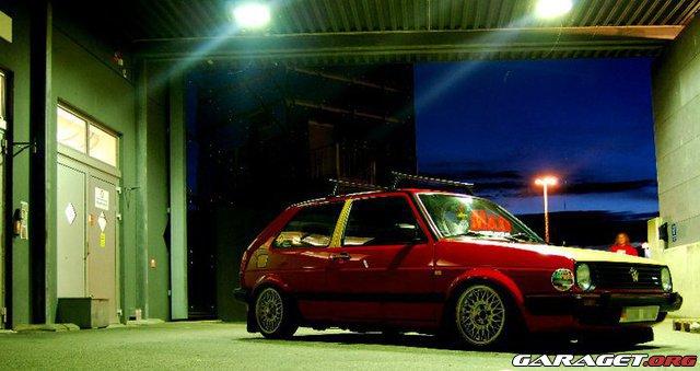 Viinikkan, Volkswagen Golf mk2! Uusi kuva! 1/10 229932-2453480