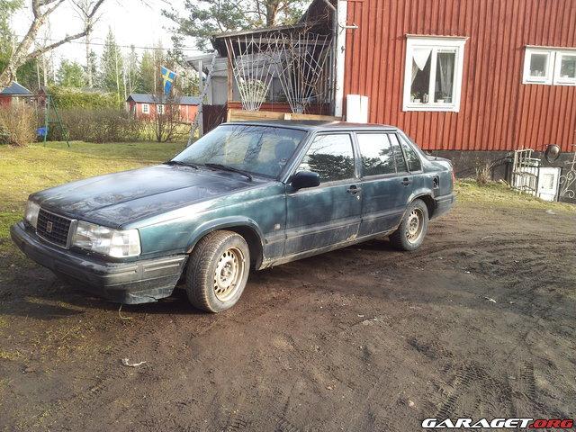 Volvo 940GL goes Turbo 352471-3330677