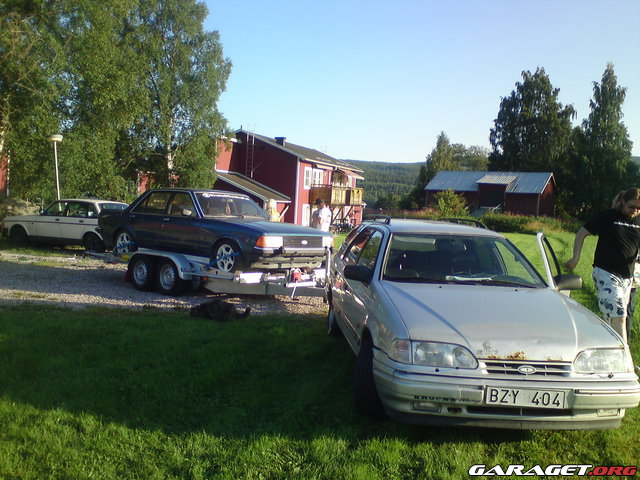 "Grey - Ford Granada ""Dunderklumpen"" (Ny Turbo!) 109028-2439687"
