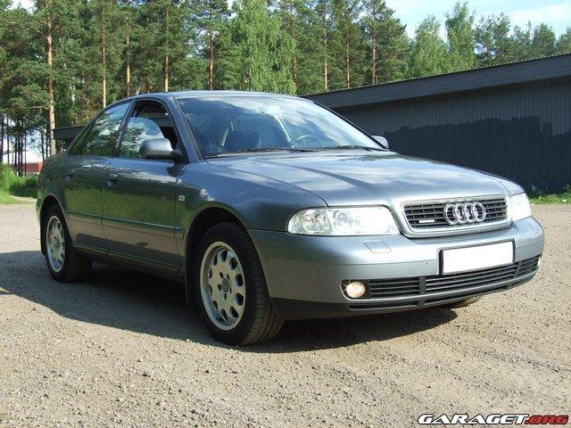 Mäki - Audi A4 2.2TQ Projekt! - Sida 12 156545-1471755